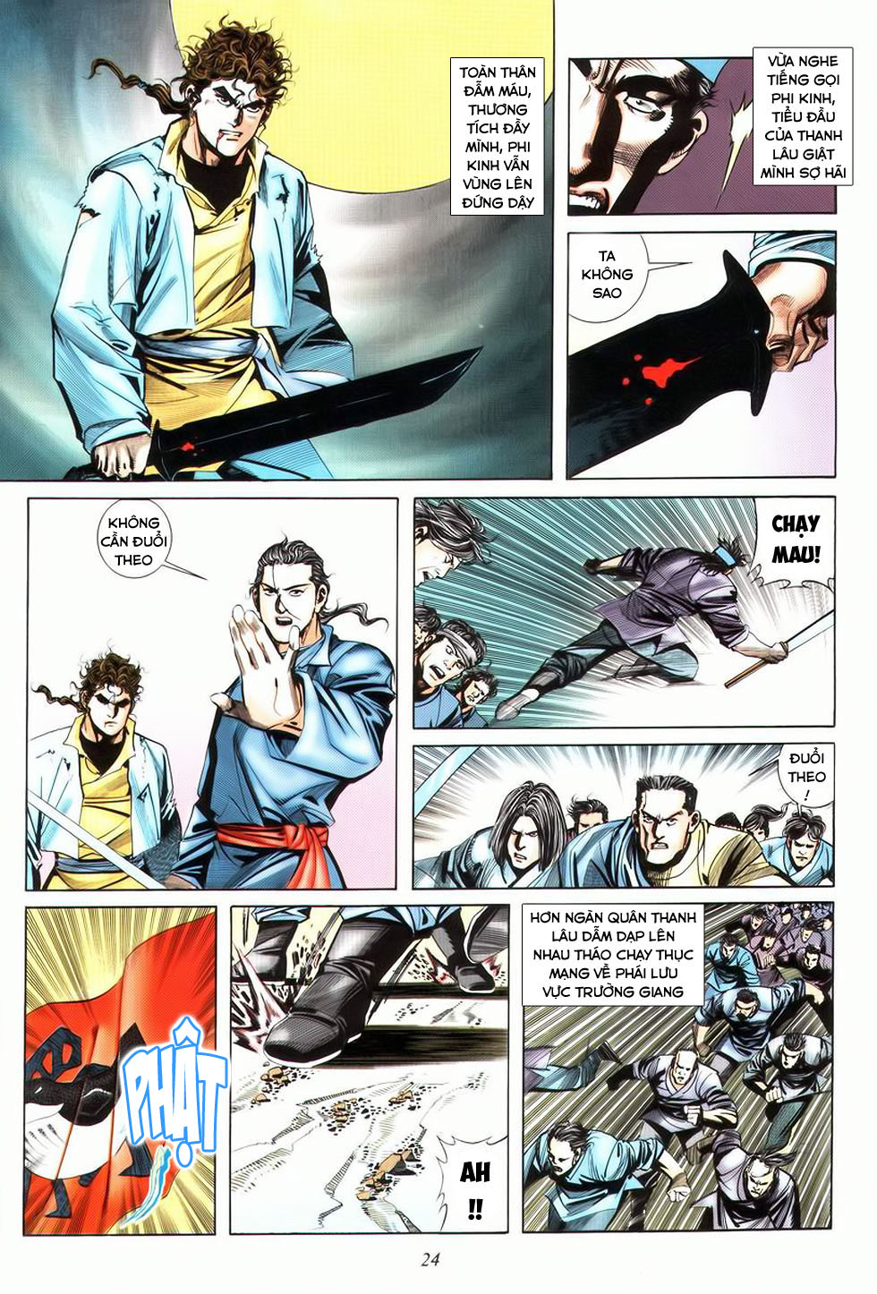 Bá Đao Chap 28 - Next Chap 29