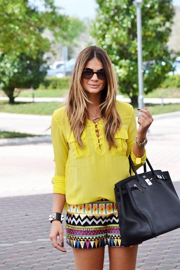 Top/Flop vêtements Camisa_feminina_amarela_01