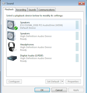 Audio Driver Not Installed. Had been working. - Microsoft Community