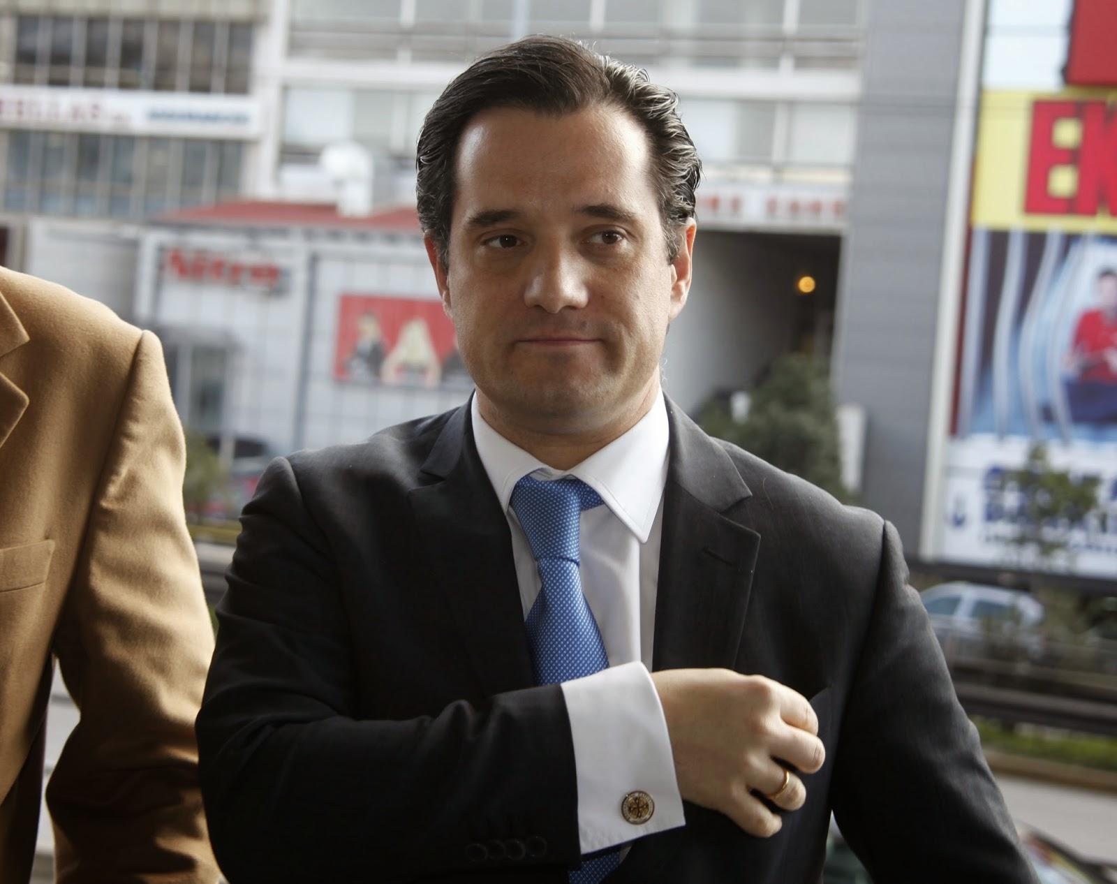 """Ο Άδωνης παρακαλάει τον Τσίπρα να προτείνει έναν υποψήφιο...¨Και ο Σαμαράς μπορεί να τον ψηφίσει"""""""