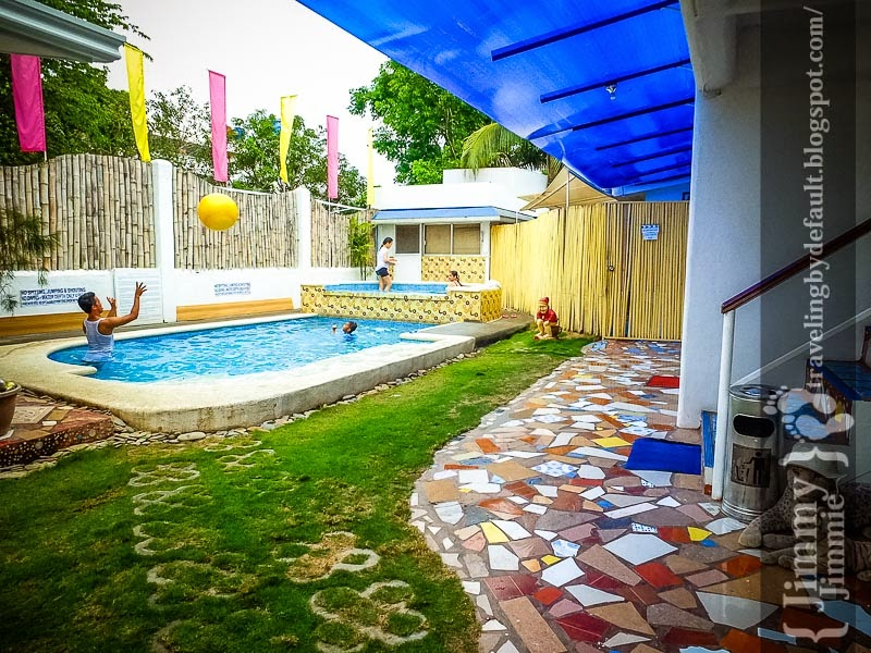 Budget Accommodation With Mini Swimming Pool In Puerto Princesa City Palawan
