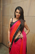 Deeksha panth sizzling saree stills-thumbnail-5