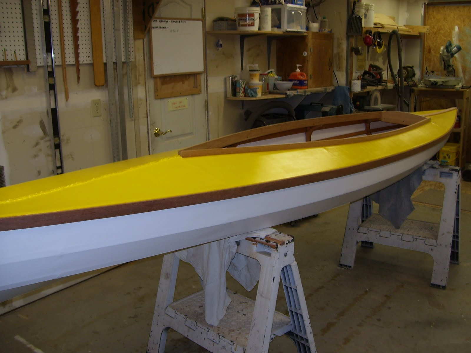 Skin on frame kayak plans - The Chuckanut 15 Is Multi Chined With A Wide Slight V Bottom For Stability Zero Rocker In The Keel For Solid Tracking And A Large Cockpit For Easy Entry