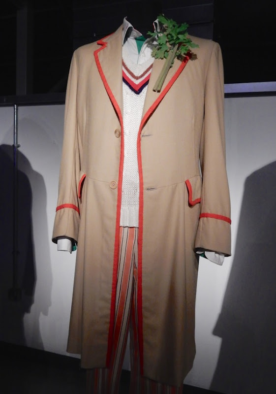 Peter Davison Fifth Doctor costume