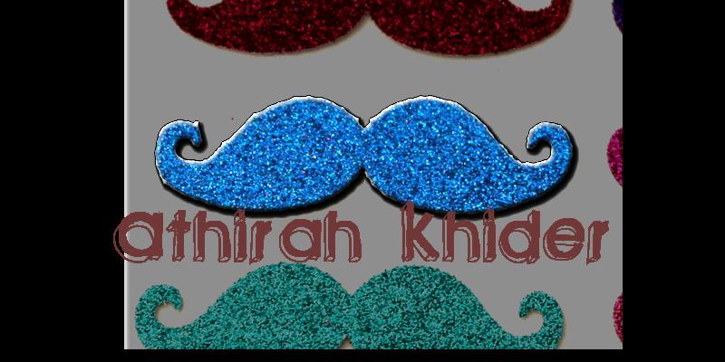 Athirah Khider's Blog