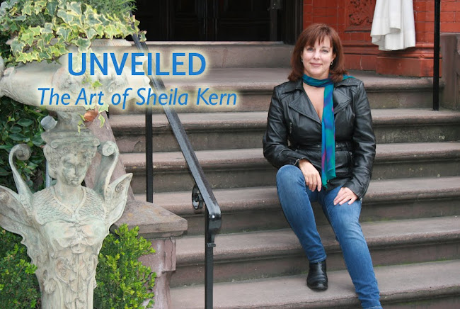 UNVEILED. The Art of Sheila Kern
