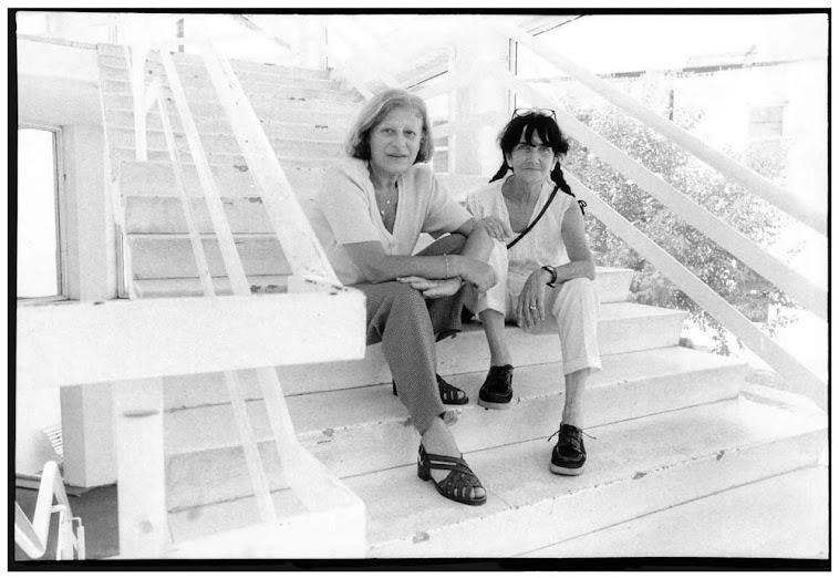 Diana Dowek y Mildred Burton