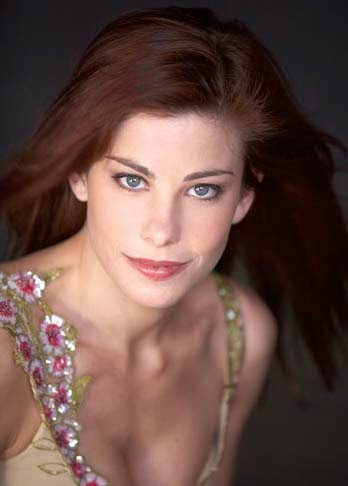 Brooke Satchwell Hot Cleavage Pic