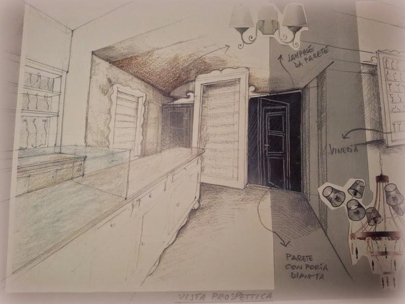 Pareti A Righe Gialle: Decorare le pareti con strisce dipinte case e interni.