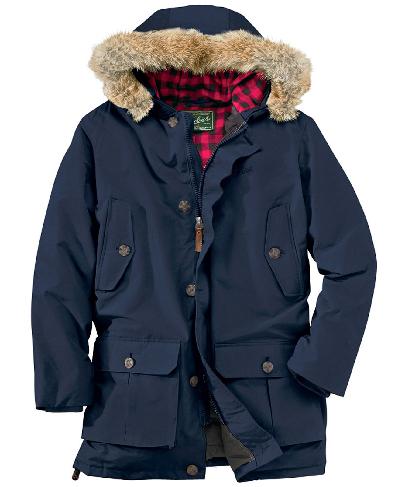 WOOLRICH Men's Arctic Down Parka