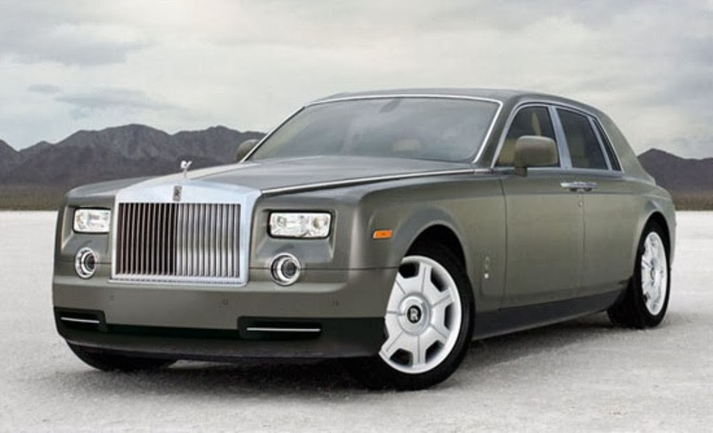 Rolls Royce Ghost 4WD Car Picture HD Download Free