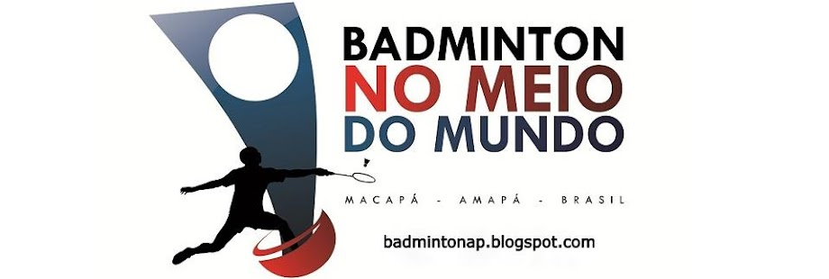 Badminton no meio do mundo