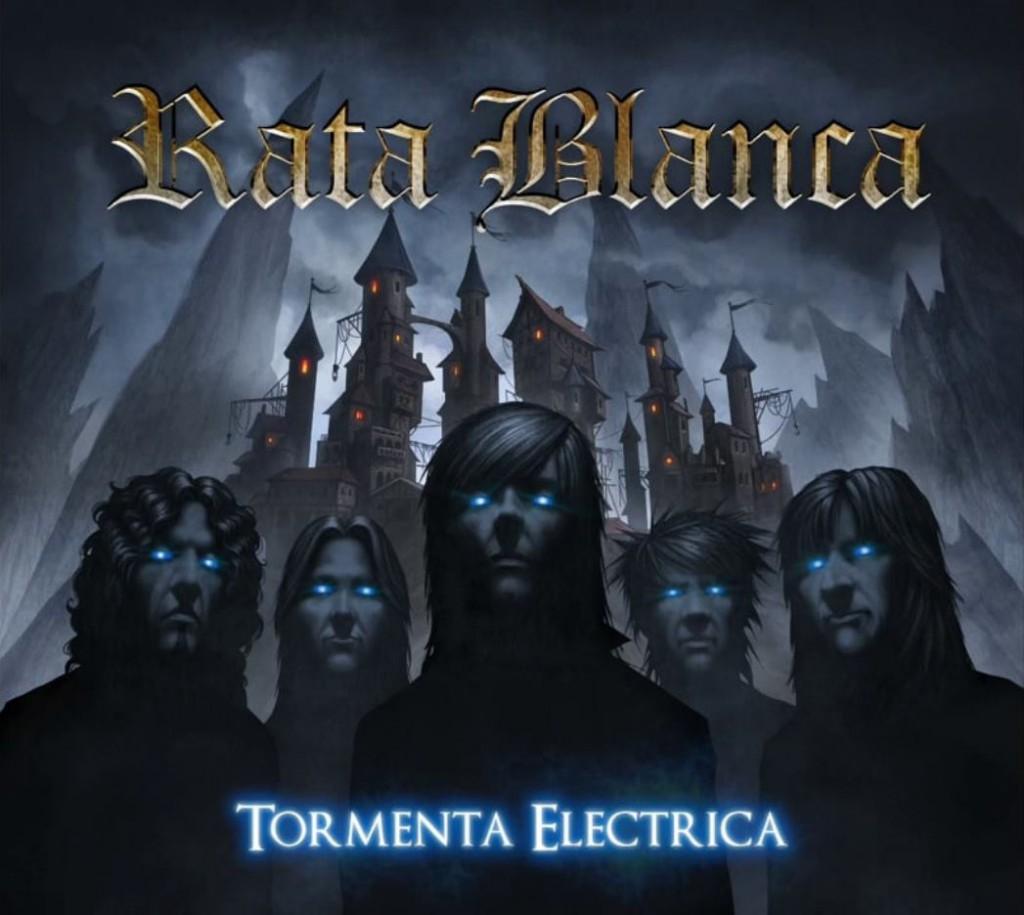 Rata Blanca - Tormenta Electrica [2015][Mega]