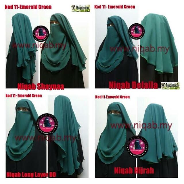 butik niqab collection, niqab collection, tudung labuh murah, niqab murah, kedai niqab selangor, tudung labuh murah selangor