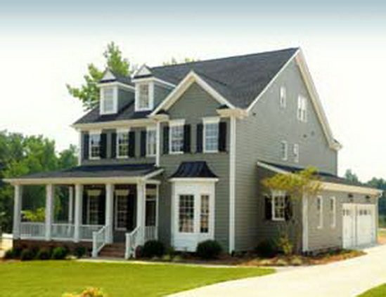 Modern Exterior House Paint Colors