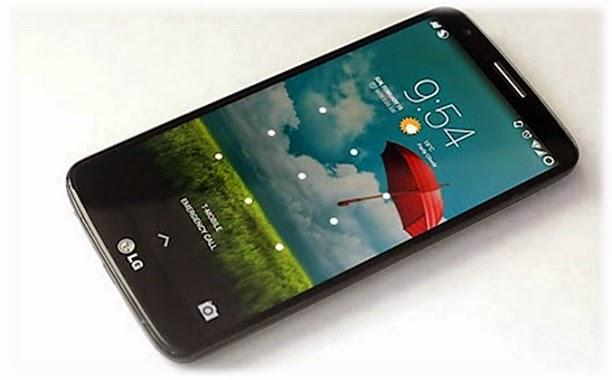LG G3 nouveau smartphone