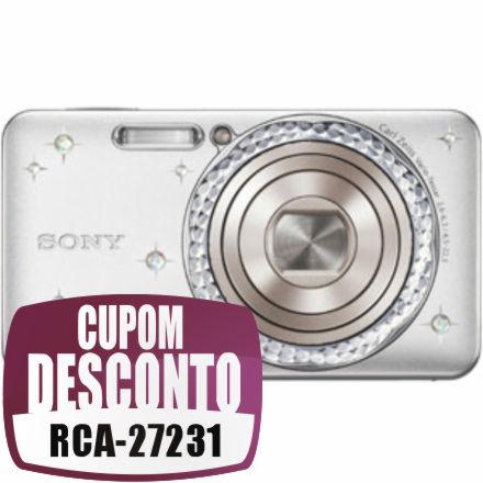 Cupom eFácil - Câmera Digital Sony DSC-W570D