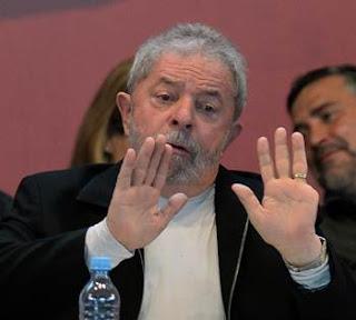 PF inclui foto e dados pessoais de Lula em inquérito da Lava Jato