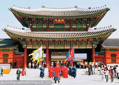 Korean Palace