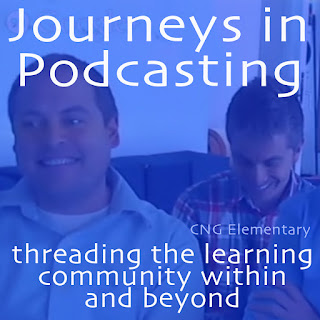 Journeys in Podcasting