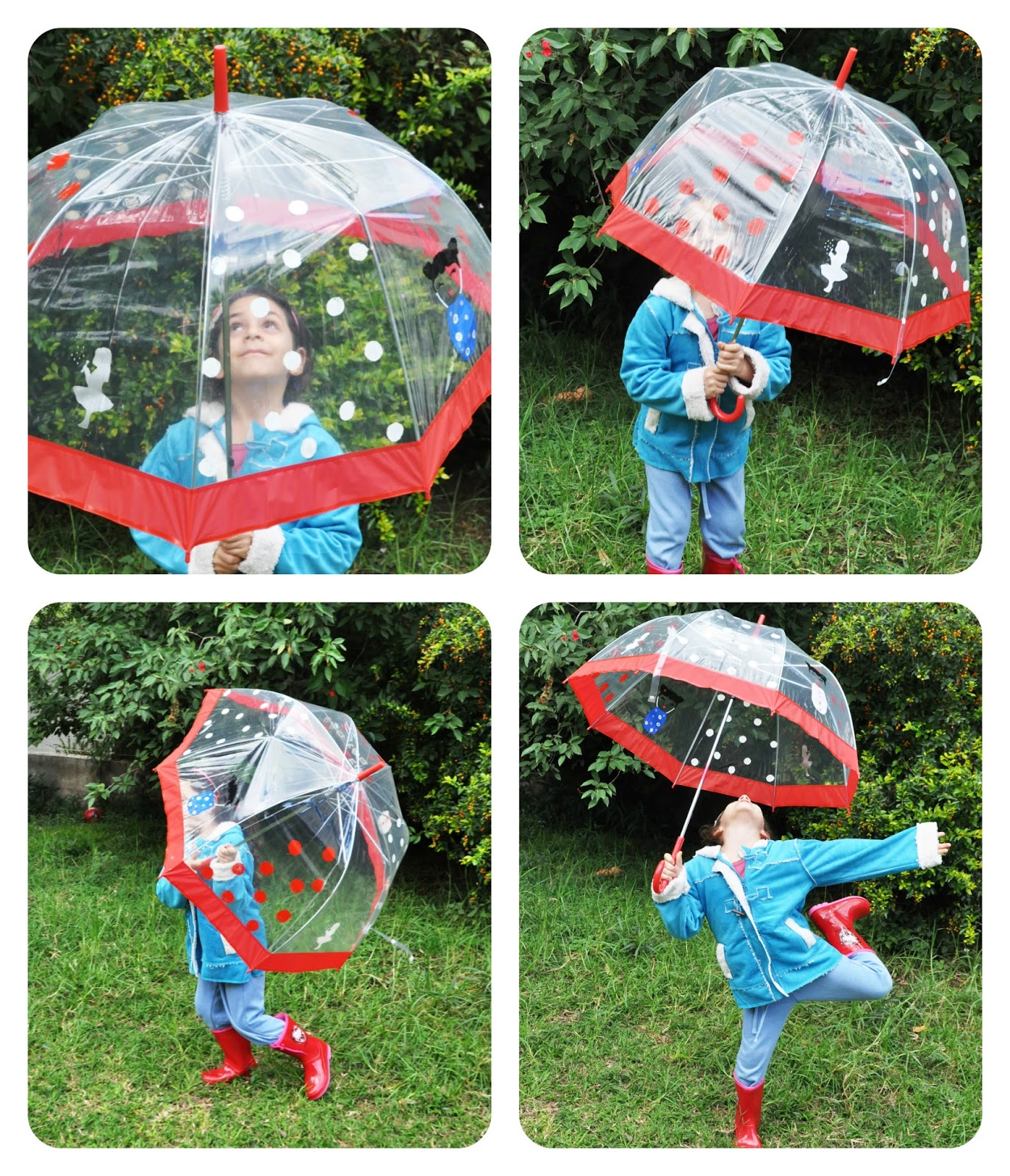 DIY Umbrella Tutorial
