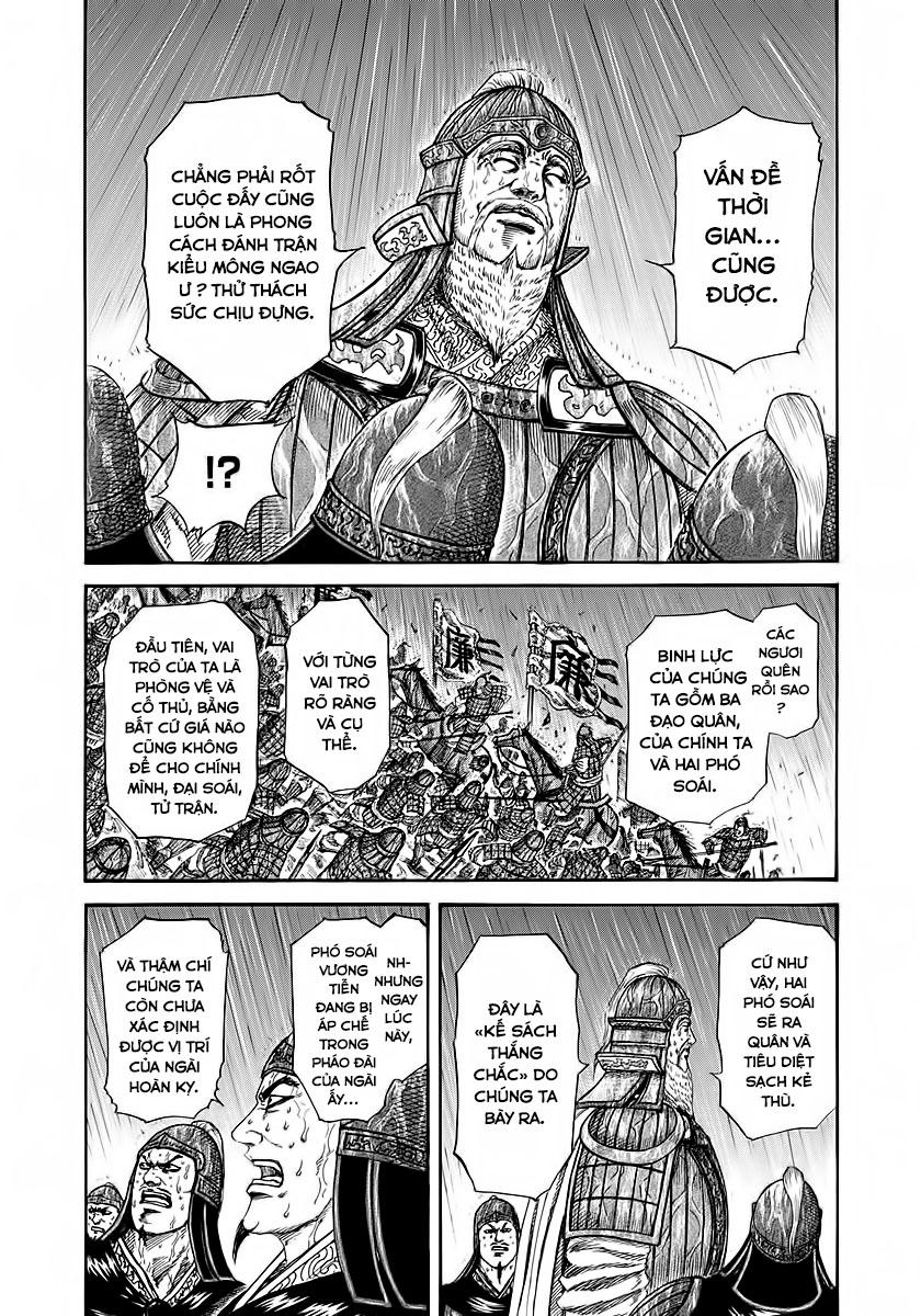 Kingdom - Vương Giả Thiên Hạ Chapter 233 page 16 - IZTruyenTranh.com