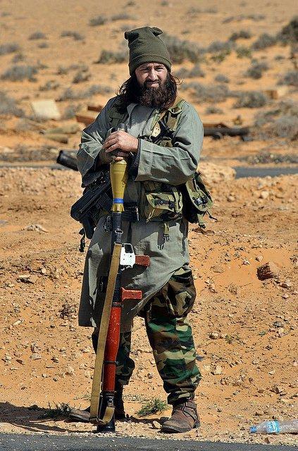 Rebelle Syrien