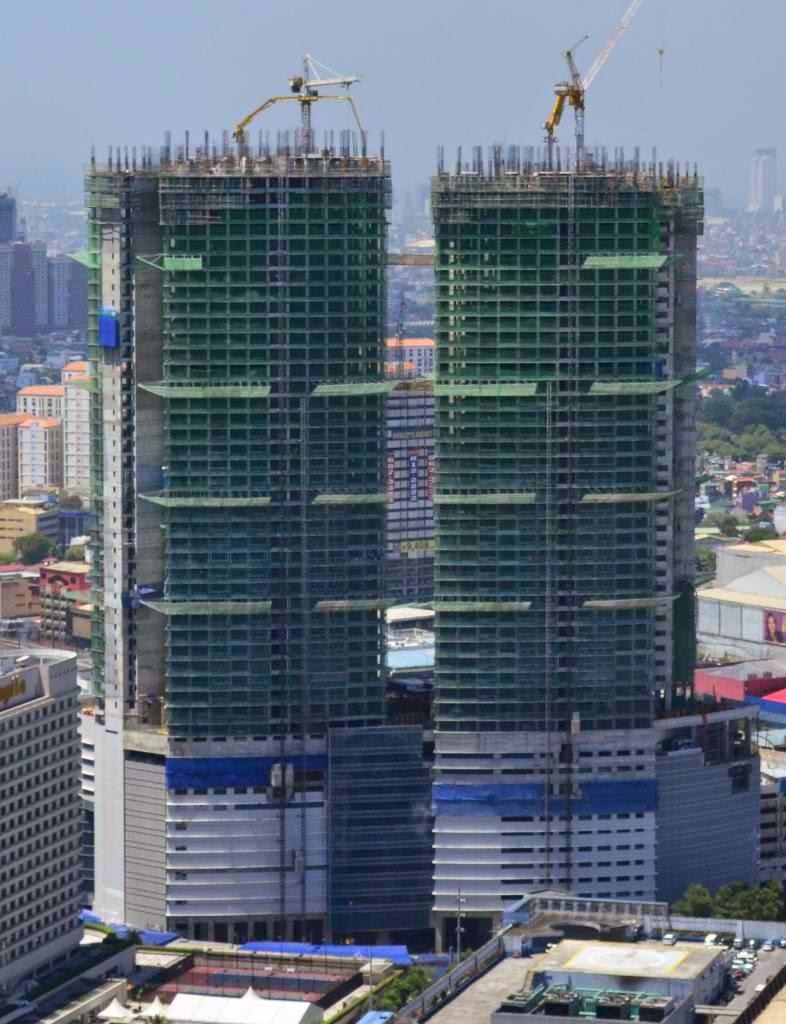 One Shangri-La Place Towers, Ortigas Center, Mandaluyong City