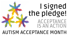 Take Action for Autism Acceptance