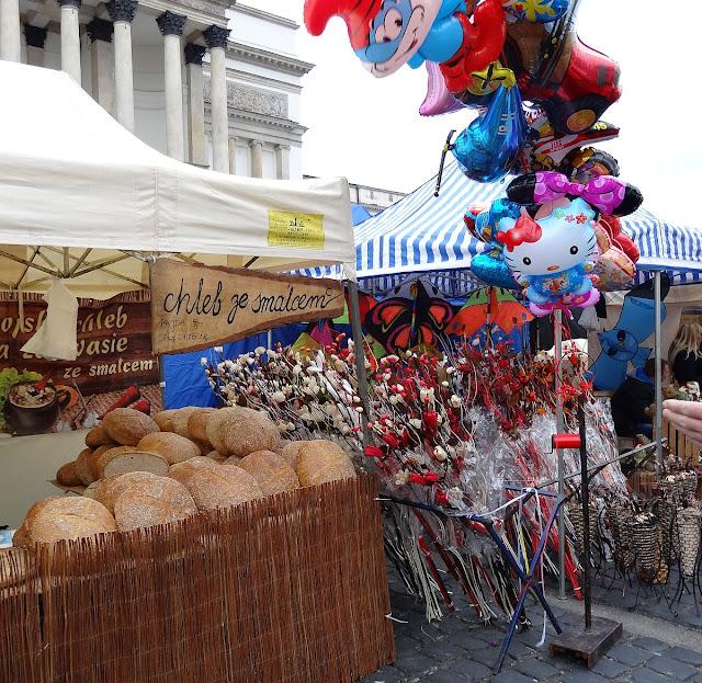 Warszawskie Święto Chleba
