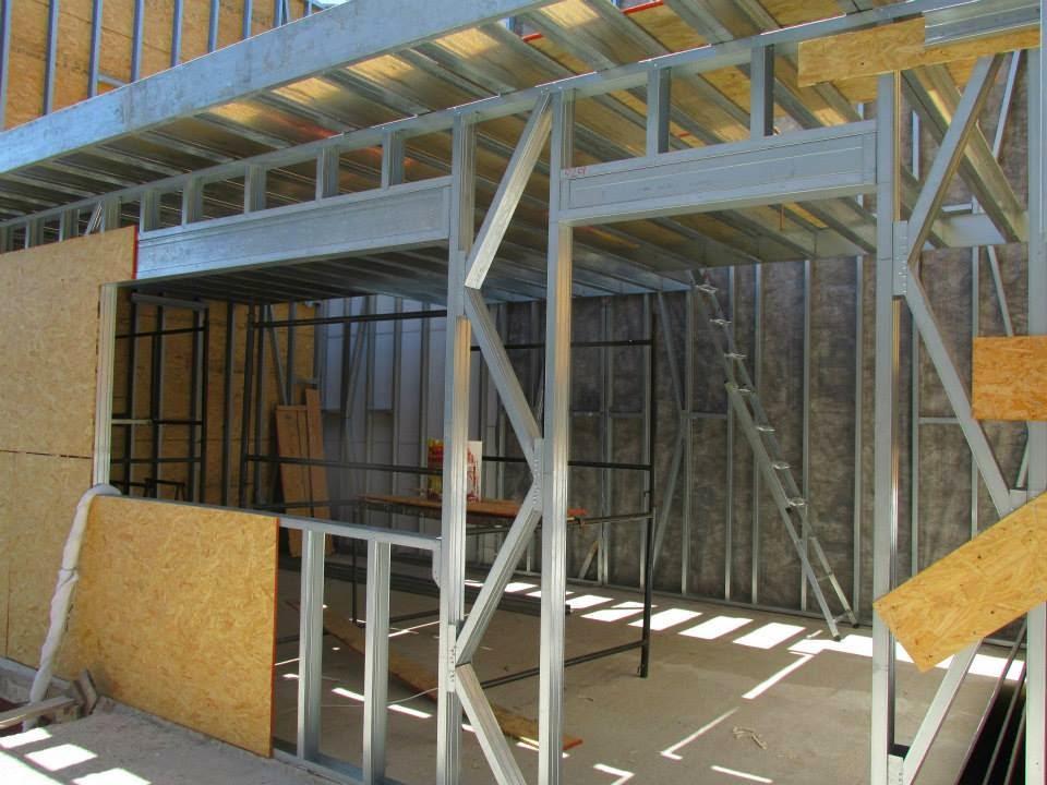 Constru o em steel frame brasil - Casas steel framing ...