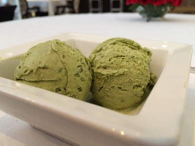 Calcutta Paan Ice-cream at Sahib Room Mumbai