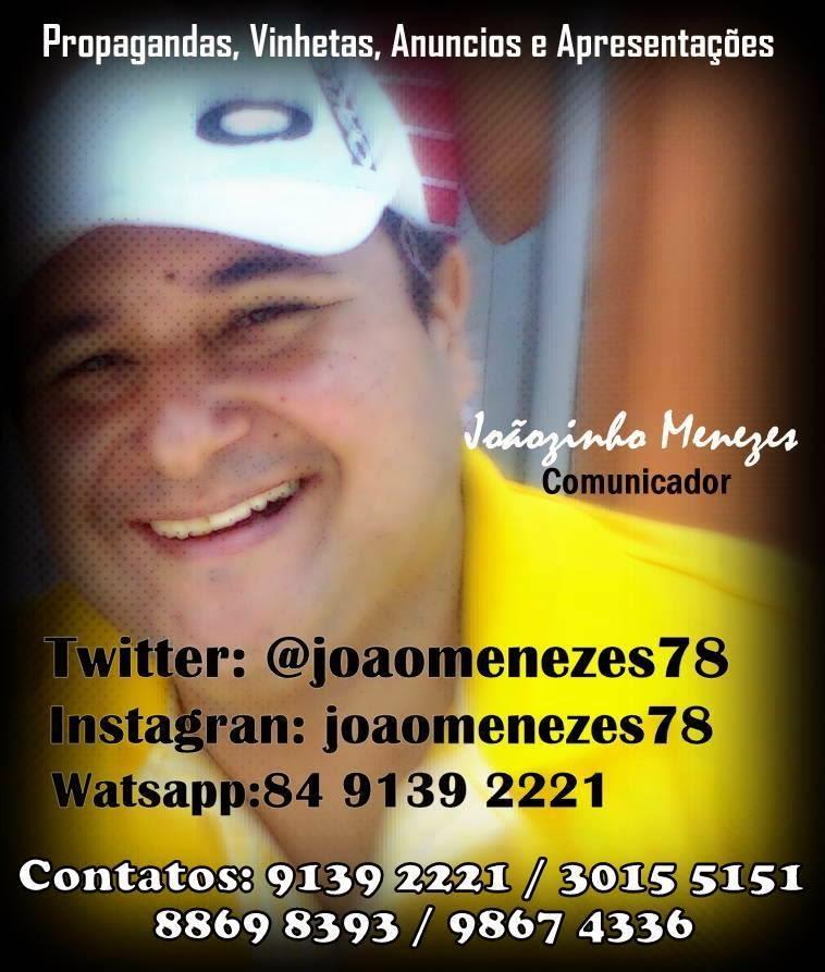 JOÃOZINHO MENESES COMUNICADOR