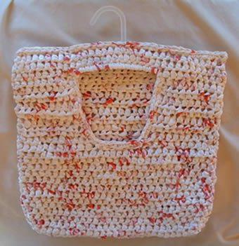 Free Crochet Pattern For Clothespin Bag : tejer a crochet-Knitting Gallery