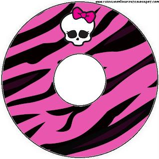 CDs label.