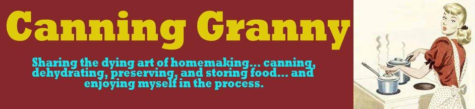Canning Granny
