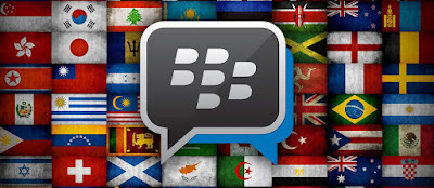 Cara Membuat Simbol Bendera di BBM Android