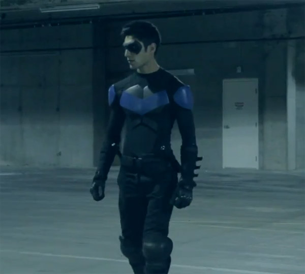EVOLUTION of ROBIN / NIGHTWING in Live Action Movies TV