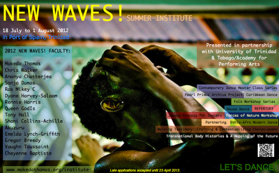 New Waves! Summer Institute 2012