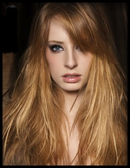 Medium Copper Blonde Hair Color