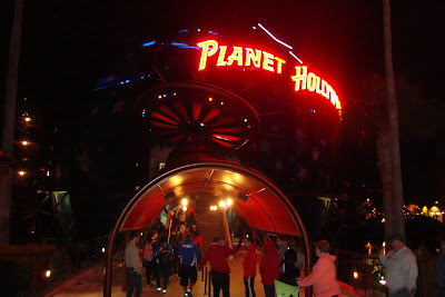 Planet Hollywood em Downtown Disney