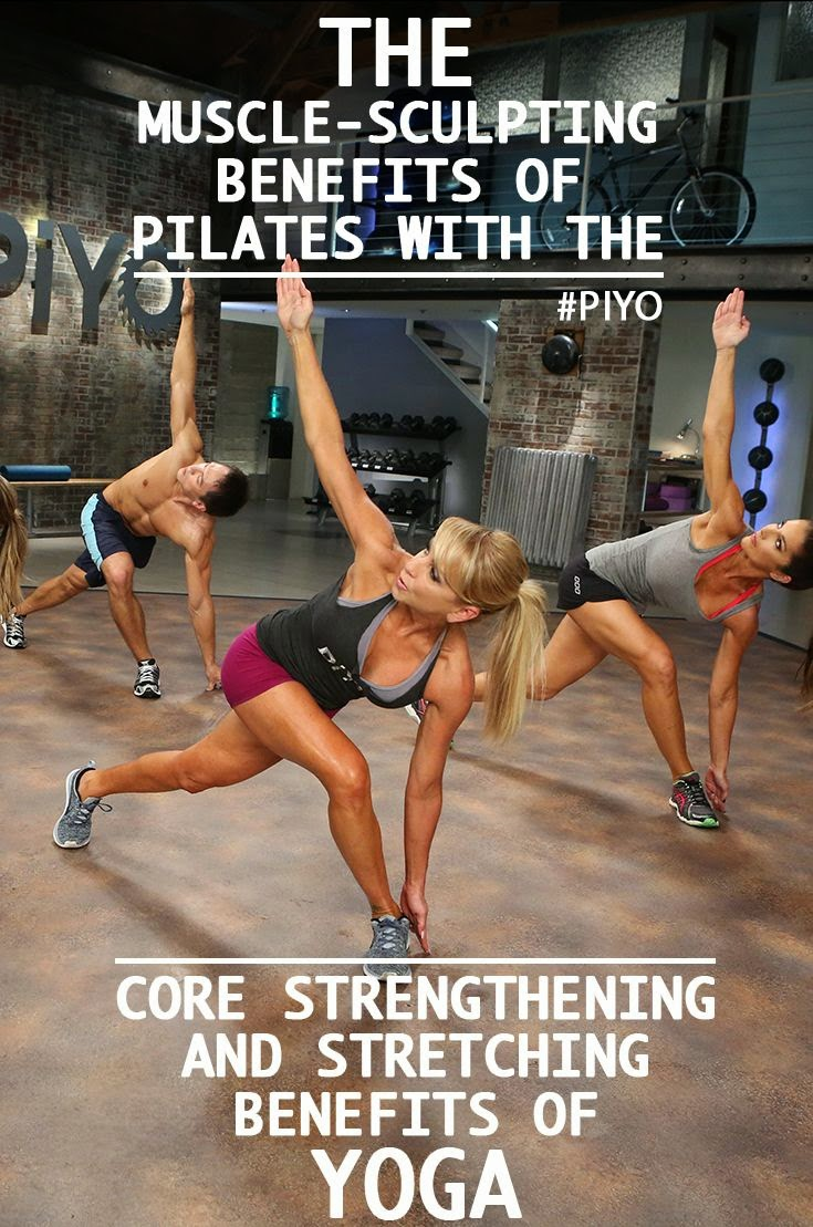 Pilates AND Yoga