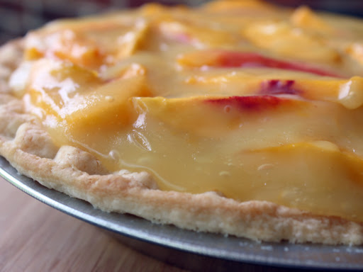 Sweet Peach Pie