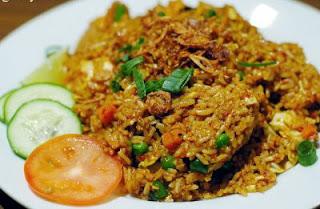 Resep Nasi Goreng Pedas dan cara Membuatnya