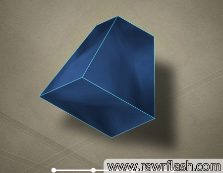Corte formas em 3D para formar outras. Cut 3D