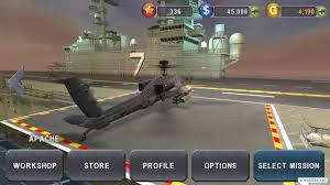 Gunship Battle - Helicopter 3d 1.5.7 Mod Apk