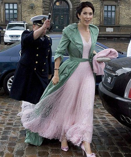 Принцесса Дании Mary: