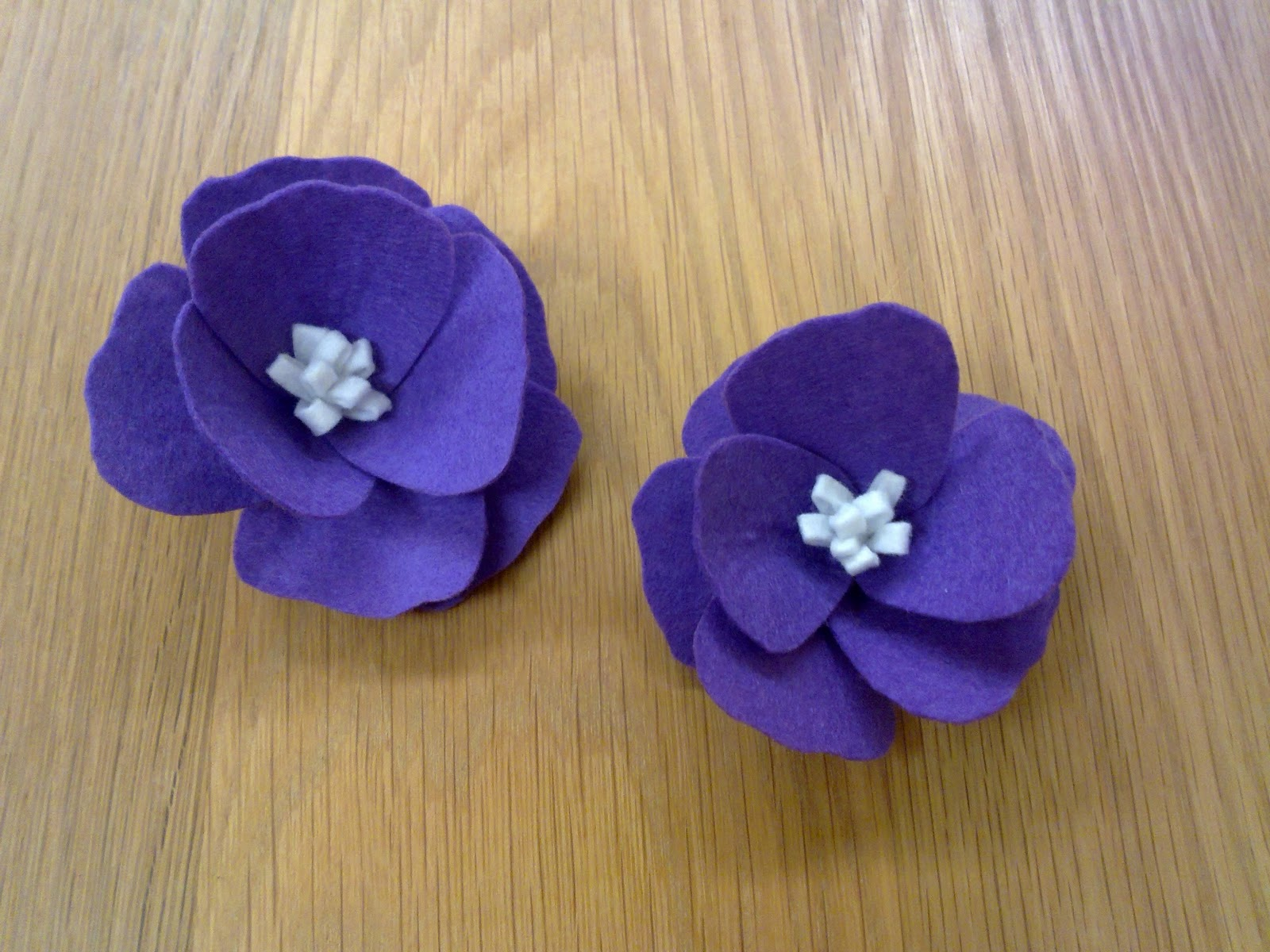 Valuable Secure Significant Craft Felt Poppy Flowers