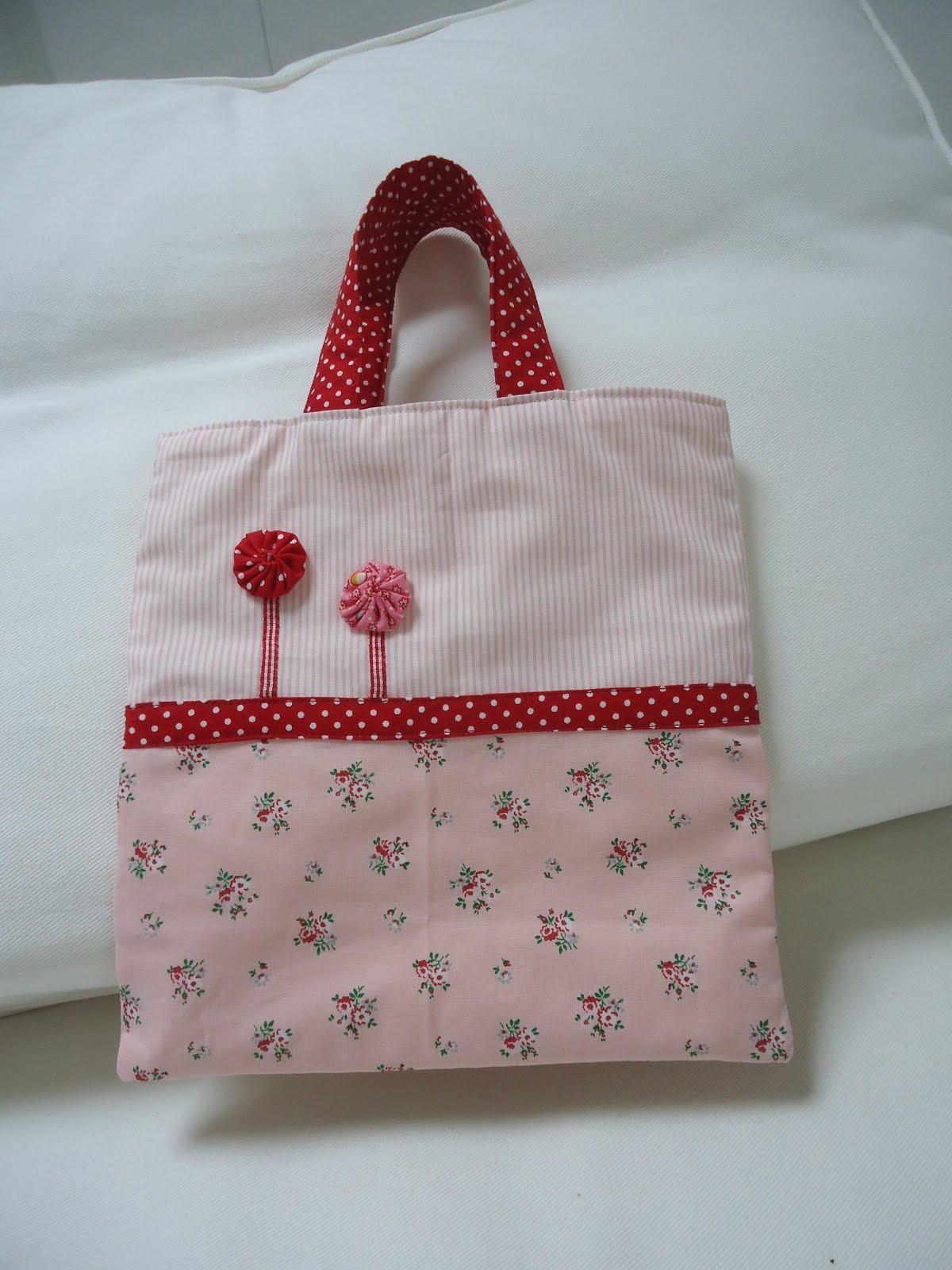 Een tasje voor Noralie