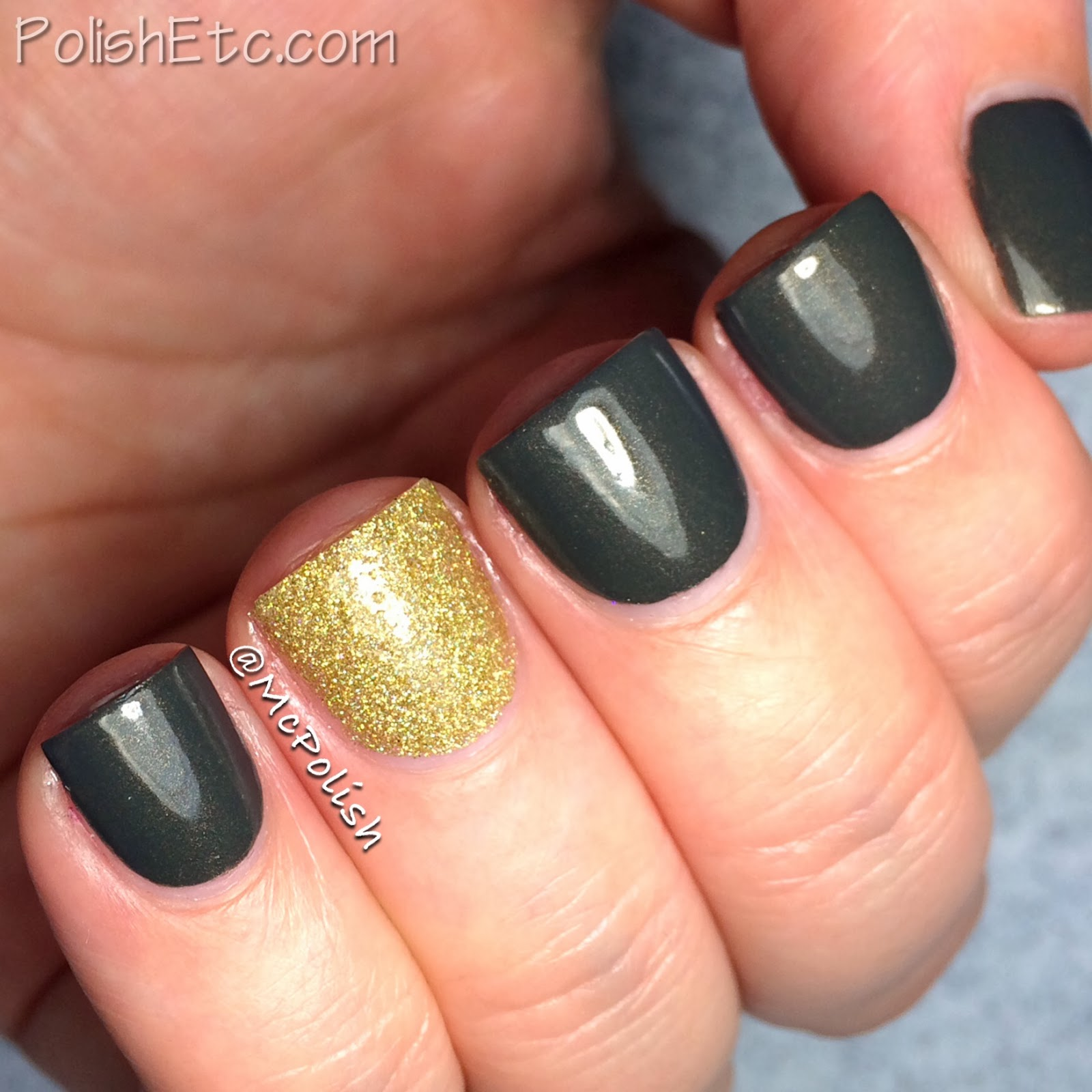 Revlon Parfumerie scented nail polish in Italian Leather